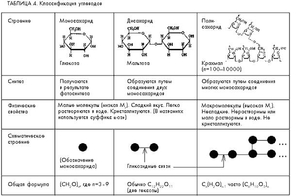 циклические формулы крахмала и гликогена старый